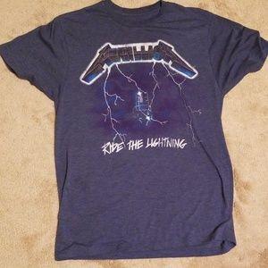 Like New Metallica Tshirt Medium